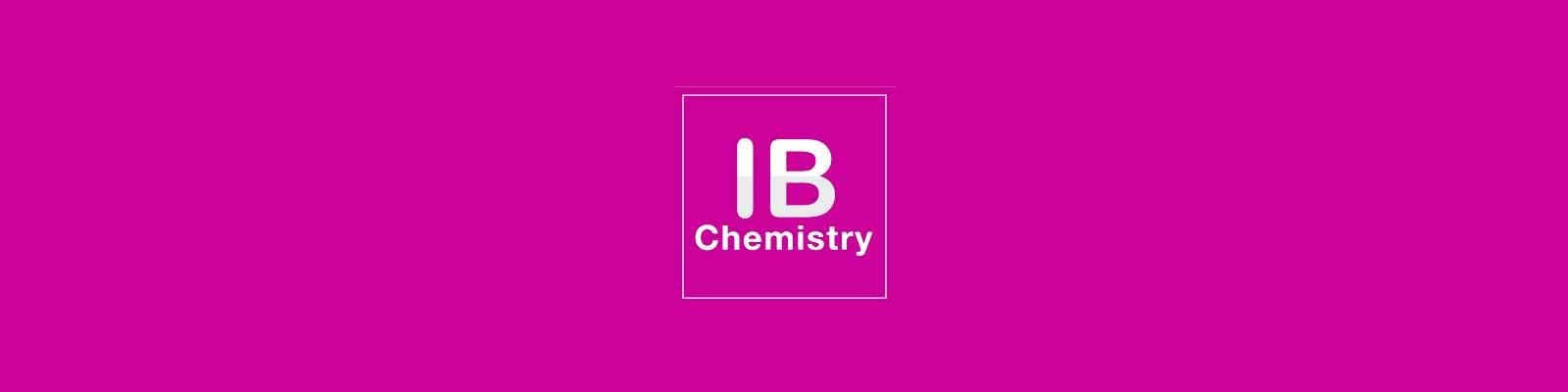 IB-chemistry