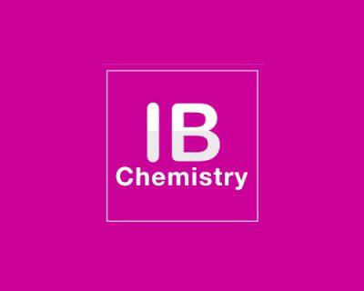 IB Chemistry(HL&SL)