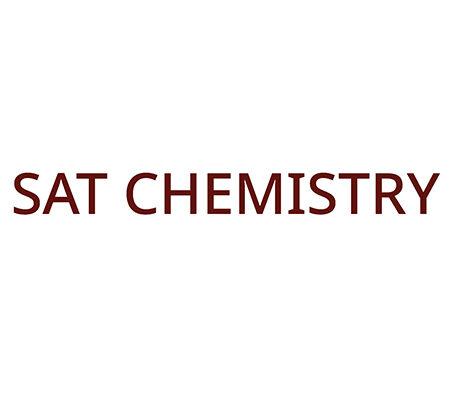 SAT Chemistry Course Online