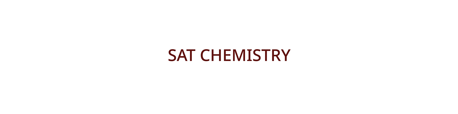 sat-chemistry