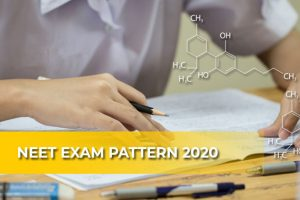 NEET Exam Pattern 2020