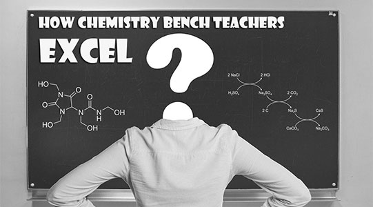 Chemistry Bench Teachers excellence