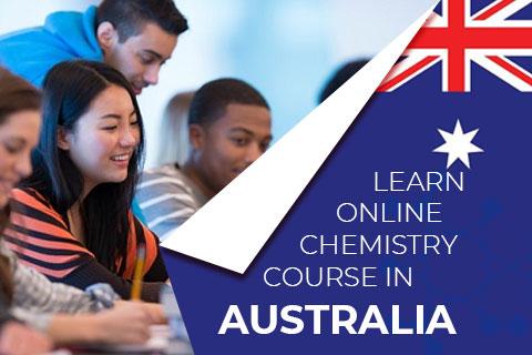 Learn Online Chemistry Course in Australia