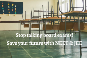 Stop Talking board exams blog Chemistry Bench